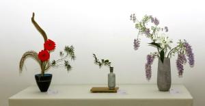 El shin-so-ka, el nageire y el chabana, los clásicos en el ikebana